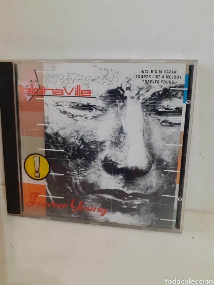 ALPHAVILLE FOREVER YOUNG (Música - CD's Techno)