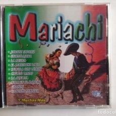 CDs de Música: CD MARIACHI - MUSICA POPULAR MEXICANA . Lote 195198607