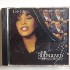 CDs de Música: CD THE BODY GUARD - EL GUARDAESPALDAS - WHITNEY HOUSTON - BANDA SONORA. Lote 195199813