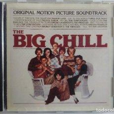 CDs de Música: CD BANDA SONORA ORIGINAL - REENCUENTRO THE BIG CHILL - PROCOL HARUM MARVIN GAYE ARETHA FRANKLIN USA. Lote 195200965