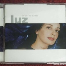 CDs de Música: LUZ CASAL (CON OTRA MIRADA) CD + VIDEO CD 2002. Lote 195202062