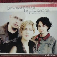 CDs de Música: PRESUNTOS IMPLICADOS (SELECCION NATURAL) 2 CD'S + DVD 2002. Lote 195202572