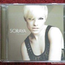 CDs de Música: SORAYA (SIN MIEDO) CD 2008. Lote 195202702