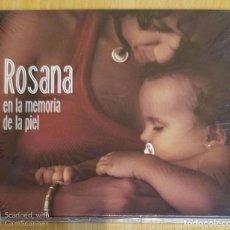 CDs de Música: ROSANA (EN LA MEMORIA DE LA PIEL) CD 2016 * PRECINTADO. Lote 195203172
