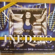 CDs de Música: LAURA PAUSINI (INEDITO) CD + DVD 2012 SPECIAL EDITION * PRECINTADO. Lote 195203300