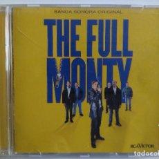 CDs de Música: CD THE FULL MONTY BANDA SONORA ORIGINAL - TOM JONES M PEOPLE GARY GLITTER DONNA SUMMER. Lote 195203442