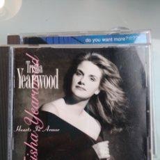 CDs de Música: TRISHA YEARWOOD – HEARTS IN ARMOR. Lote 195203582