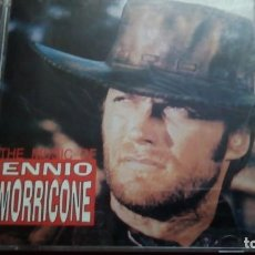 CDs de Música: THE MUSIC OF ENIO MORRICONE. Lote 195204938