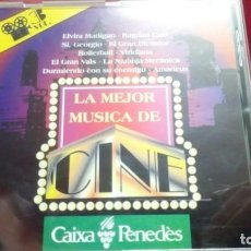 CDs de Música: LA MEJOR MÚSICA DEL CINE VOL. 3. Lote 195205117
