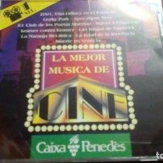 CDs de Música: LA MEJOR MÚSICA DEL CINE VOL. 1. Lote 195205160