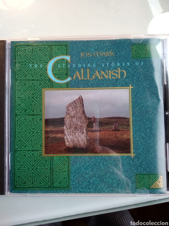 JON MARK ‎– THE STANDING STONES OF CALLANISH (Música - CD's New age)