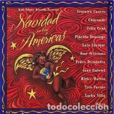 CDs de Música: NAVIDAD DE LAS AMERICAS - CD - RICKY MARTIN - LUIS AGUILE - VERONICA CASTRO CHAYANNE - PRECINTADO. Lote 195208012