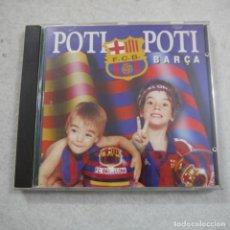 CDs de Música: POTI POTI - BARÇA - CD 1995 . Lote 195211985