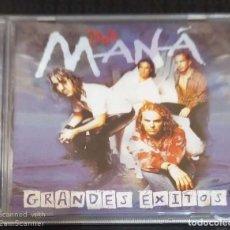 CDs de Música: MANA (GRANDES EXITOS) CD 1999. Lote 195214296