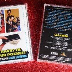 CDs de Música: HARRY IN YOUR POCKET (HARRY DEDOS LARGOS) LALO SCHIFRIN. Lote 195215756