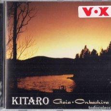 CDs de Música: KITARO : GAIA ONBASHIRA - EDICION ORIGINAL EUROPA 1995 DOMO RECORDS. Lote 195216207