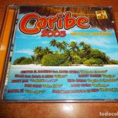 CDs de Música: CARIBE 2005 DOBLE CD DAVID CIVERA KING AFRICA DON OMAR PIT BULL ISAAK HANNA FULANITO 40 TEMAS. Lote 195218271