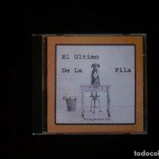 CDs de Música: EL ULTIMO DE LA FILA FRAGMENTOS - CD COMO NUEVO. Lote 195218787