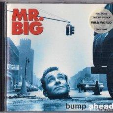 CDs de Música: MR. BIG : BUMP AHEAD - CD ORIGINAL ALEMANIA 1993 ATLANTIC. Lote 195221440