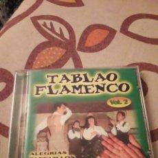 CDs de Música: TABLAO FLAMENCO. VOL. 2. VARIOS ARTISTAS. EDICION 2002.. Lote 195225850