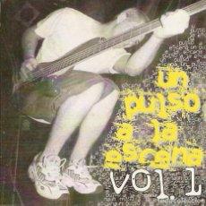 CDs de Música: VARIOS - UN PULSO A LA ESCENA VOL. 1 - RECOPILACION PIOHOSA´S ZINE 8 (CD). Lote 195226907