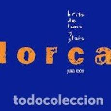 CDs de Música: JULIA LEON - LORCA - ARREGLOS DE PASCAL GAIGNE. Lote 195227646