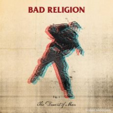 CDs de Música: BAD RELIGION - THE DISSENT OF MAN (CD). Lote 195228445