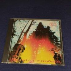 CDs de Música: SHADOWDANCES BURNING SHADOWS DOOM BLACK METAL. Lote 195228766