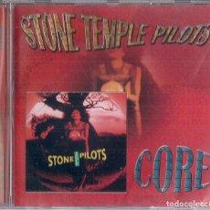 CDs de Música: STONE TEMPLE PILOTS : CORE - CD-R EDICION RUSA (POSIBLEMENTE NO OFICIAL) - 2003 BMG. Lote 195228837