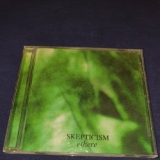 CDs de Música: SKEPTICISM ETHERE DOOM BLACK METAL. Lote 195229298