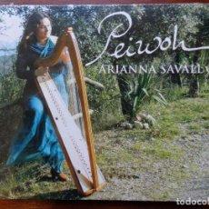 CDs de Música: ARIANNA SAVALL - PEIWOH - ALIA VOX - 2009 - PRECINTADO. Lote 195229453