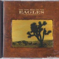 CDs de Música: THE EAGLES : THE VERY BEST - CD ORIGINAL ALEMANIA 1994 ELEKTRA. Lote 195230625
