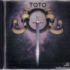 CDs de Música: TOTO : TOTO - CD ORIGINAL USA 1978 COLUMBIA . Lote 195230972