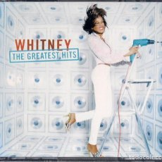 CDs de Música: WHITNEY HOUSTON : THE GREATEST HITS - DOBLE CD ORIGINAL EUROPA 2000 BMG ARISTA. Lote 195231810