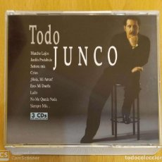 CDs de Música: JUNCO (TODO JUNCO) 3 CD'S 2005. Lote 195232447