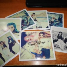 CDs de Música: SWEET CALIFORNIA HEAD FOR THE STARS CD DIGIPACK CON 6 POSTALES 2015 BENJAMIN MADCON 13 TEMAS. Lote 195233131