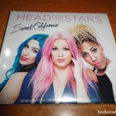 CDs de Música: SWEET CALIFORNIA HEAD FOR THE STARS 2.0 DOBLE CD DIGIPACK PRECINTADO 2016 BENJAMIN MADCON 21 TEMAS. Lote 195233600