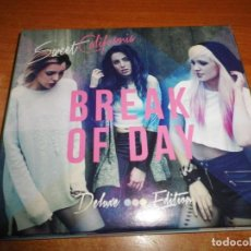 CDs de Música: SWEET CALIFORNIA BREAK OF DAY CD + DVD DIGIPACK DELUXE EDITION 2015 DANNY OTON 18 TEMAS VIDEOS. Lote 195234176