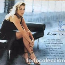 CDs de Música: DIANA KRALL - THE LOOK OF LOVE (CD, ALBUM, LTD, DIG) LABEL:VERVE RECORDS CAT#: 549 846-2(04) . Lote 195236597