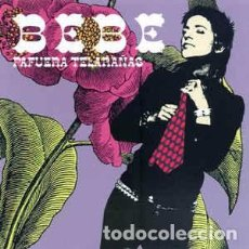 CDs de Música: BEBE (4) - PAFUERA TELARAÑAS (CD, ALBUM) LABEL:VIRGIN, EMI CAT#: 5 78827 2, 7243 5 78827 2 9 . Lote 195237071