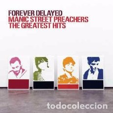 CDs de Música: MANIC STREET PREACHERS - FOREVER DELAYED - THE GREATEST HITS (2XCD, COMP, S/EDITION) LABEL:EPIC, EP. Lote 195239373