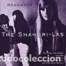CDs de Música: THE SHANGRI-LAS - REMEMBER (CD, COMP) LABEL:HALLMARK RECORDS CAT#: 304122 . Lote 195239441