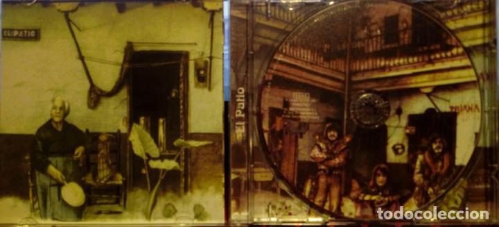 CDs de Música: TRIANA EL PATIO ALBUM CD DRO 2002 - Foto 2 - 195242078