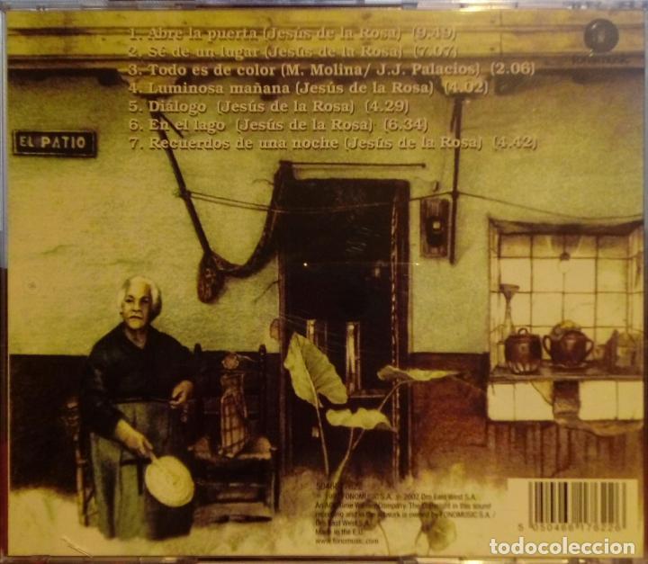 CDs de Música: TRIANA EL PATIO ALBUM CD DRO 2002 - Foto 3 - 195242078