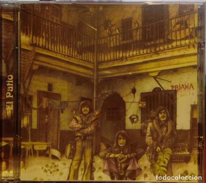 TRIANA EL PATIO ALBUM CD DRO 2002 (Música - CD's Rock)