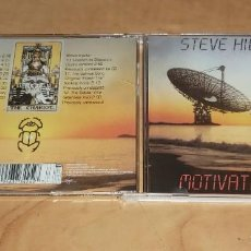 CDs de Música: STEVE HILLAGE CD MOTIVATION..REMASTER+3 BONUS TRACKS 2007- PSYCHEDELIC ROCK, (COMPRA MINIMA 15 EUR). Lote 195244962