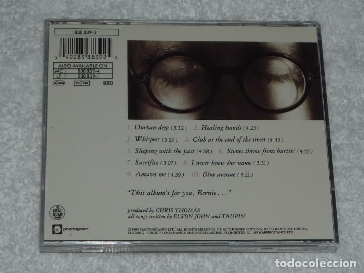 CDs de Música: Elton John - Sleeping With The Past. Cd Importado, Excelente! - Foto 4 - 195245037