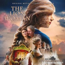 CDs de Música: THE LION WOMAN / UNO HELMERSSON CD BSO. Lote 195246532