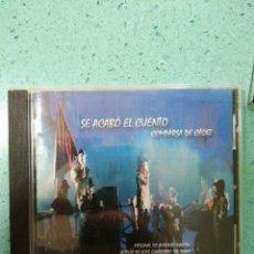 CDs de Música: CD-COMPARSA DE CÁDIZ-SE ACABÓ EL CUENTO. CARNAVAL. Lote 195268905