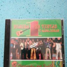 CDs de Música: CD-LA CHIRIGOTA DEL SELU. 2011-NUMERO 1 EN VENTAS. Lote 195269265